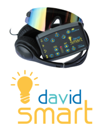DAVID SMART Light and Sound Machine